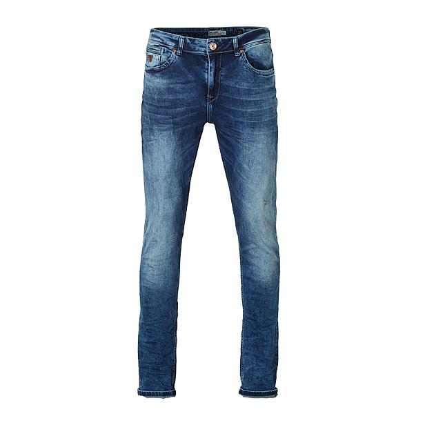 Cars Jeans - Blast slimfit jeans darkused