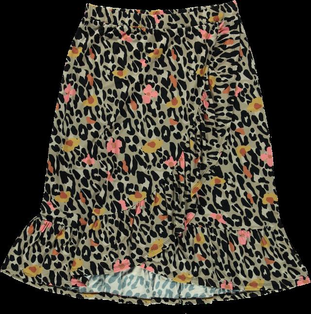 Geisha - 000906-pr-06-21-2 sandpink leopard 18783