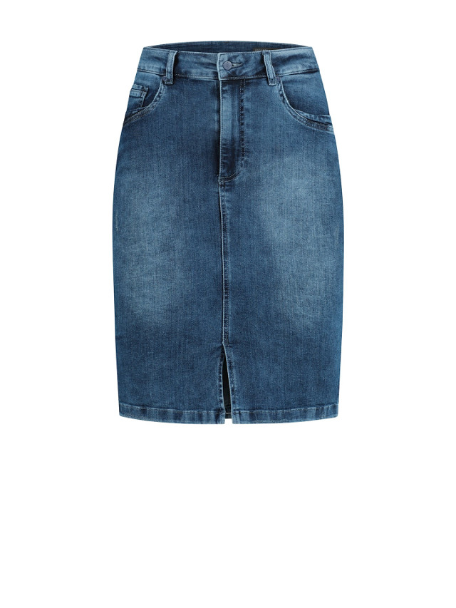 Para Mi - Jane skirt cloudly blue