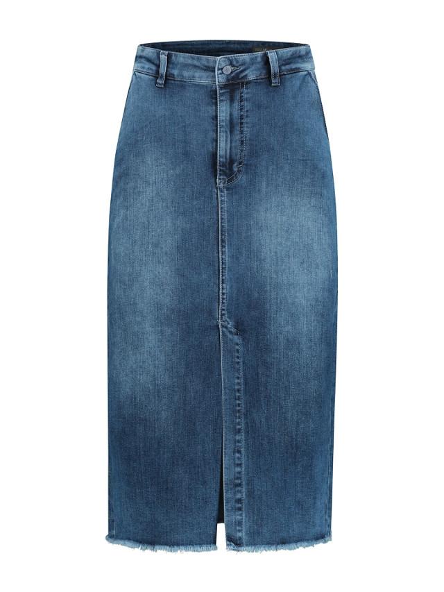 Para Mi - July skirt cloudly blue